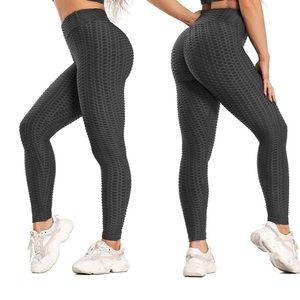 Anti cellulite Booty lift high waisted leggings